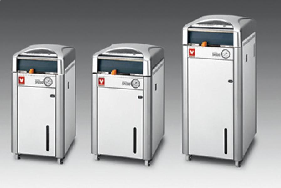 YAMATO立式压力蒸汽灭菌器SQ510C/810C