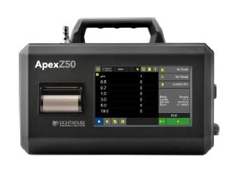 Apex Z50 粒子计数器
