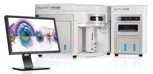Attune™NxT流式细胞仪