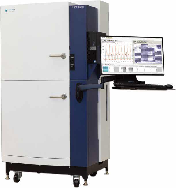 FLIPR Penta 高通量实时荧光检测分析系统