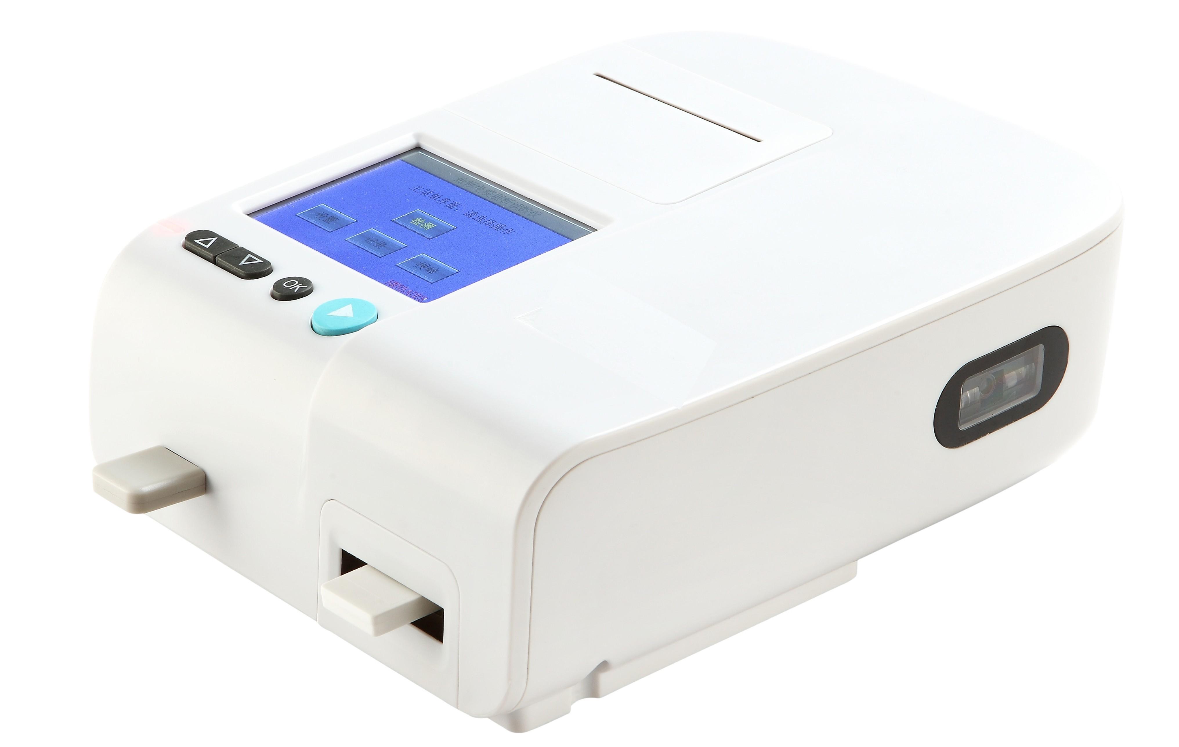 干式免疫荧光分析仪