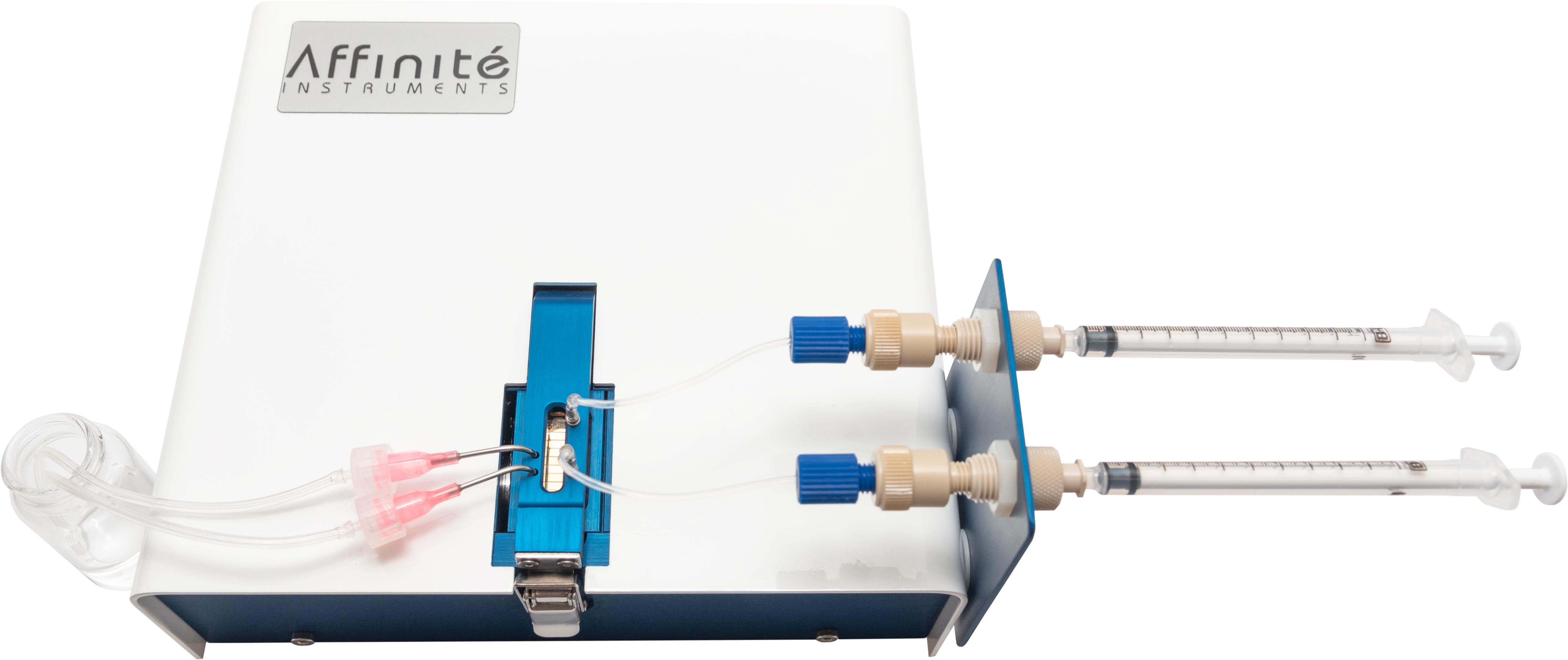 便携式4通道SPR仪(表面等离子体共振)---P4SPR