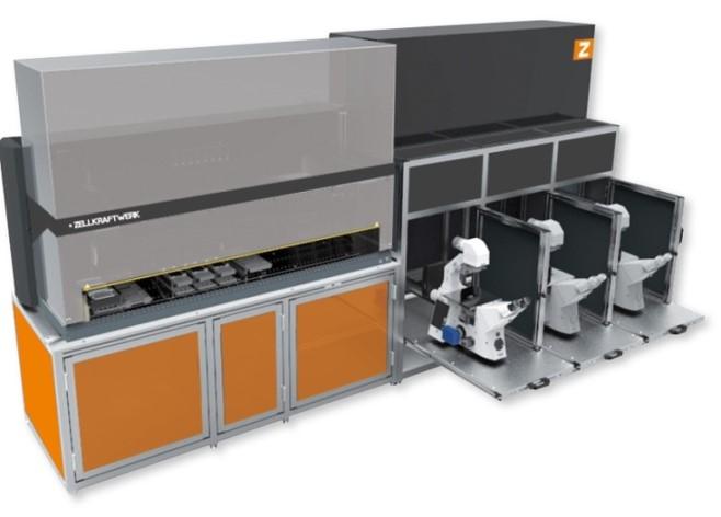Cytobot 微环境多靶标蛋白分析系统(工作站)