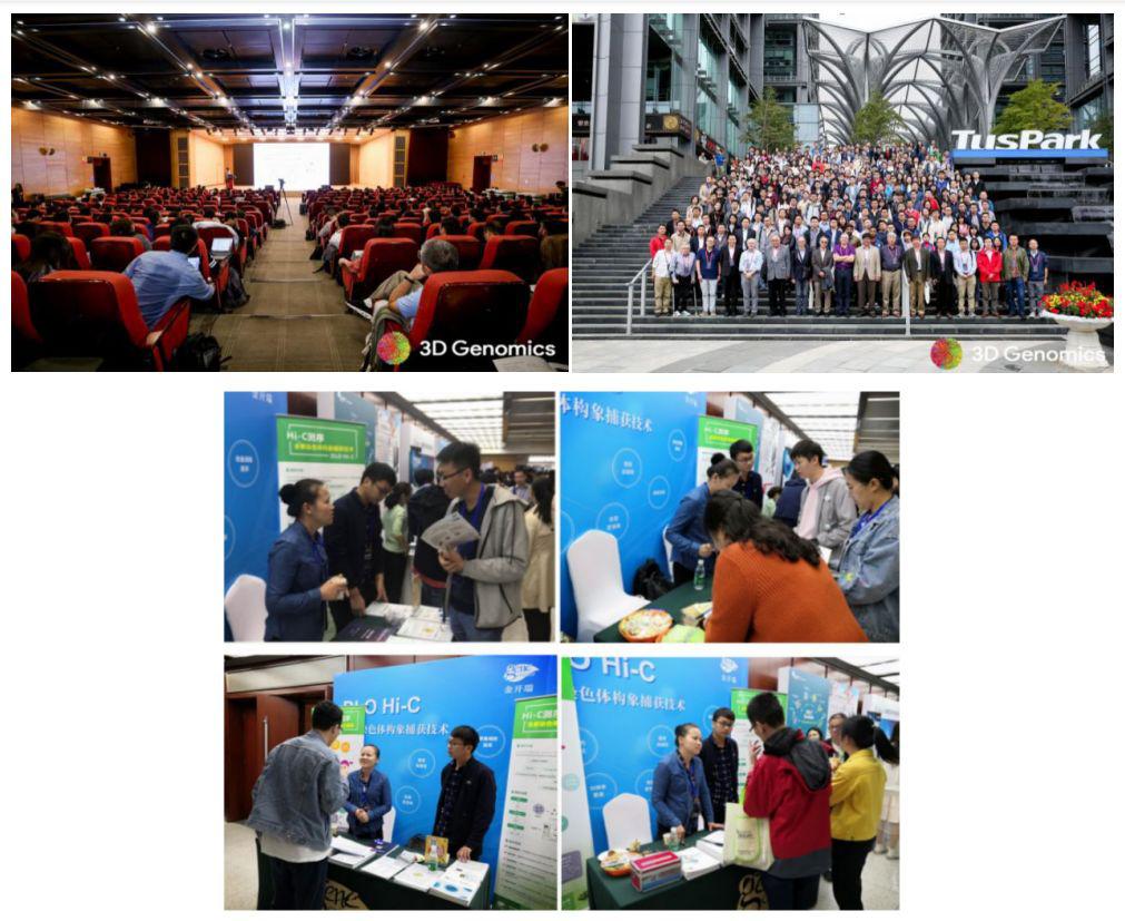 第六届国际三维基因组学研讨会