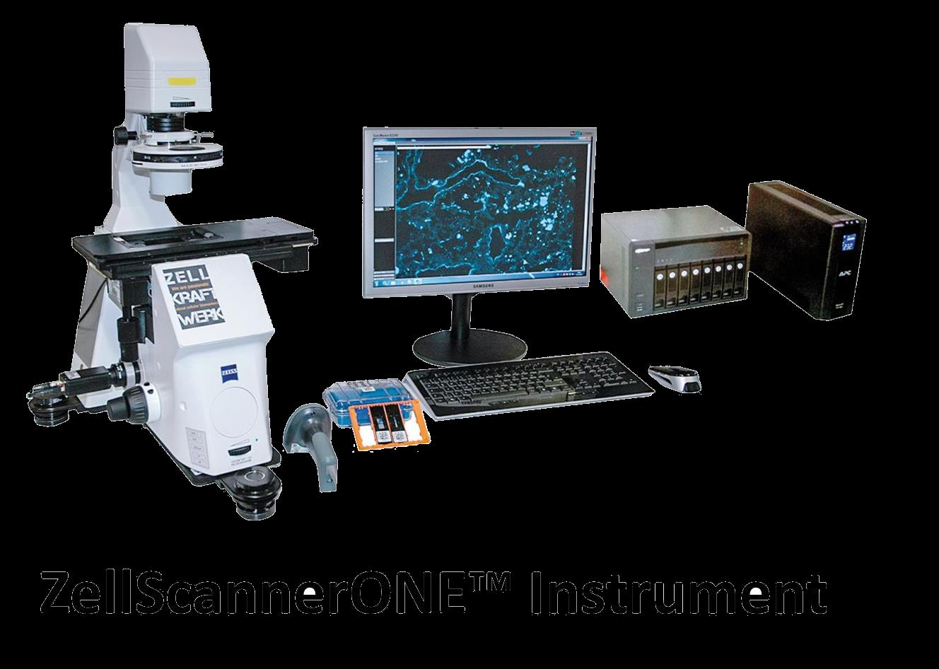 ZellScanner ONE 微环境多靶标蛋白分析系统