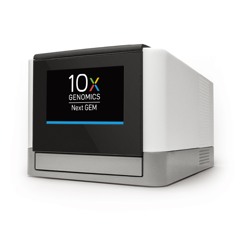10x Genomics Chromium 系统