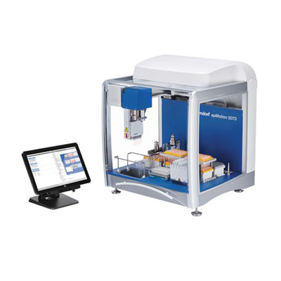 Eppendorf 艾本德 epMotion 5073m NGS 解决方案