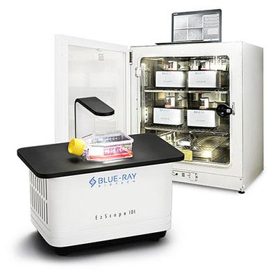 蓝光生技EzScope 101活细胞成像系统