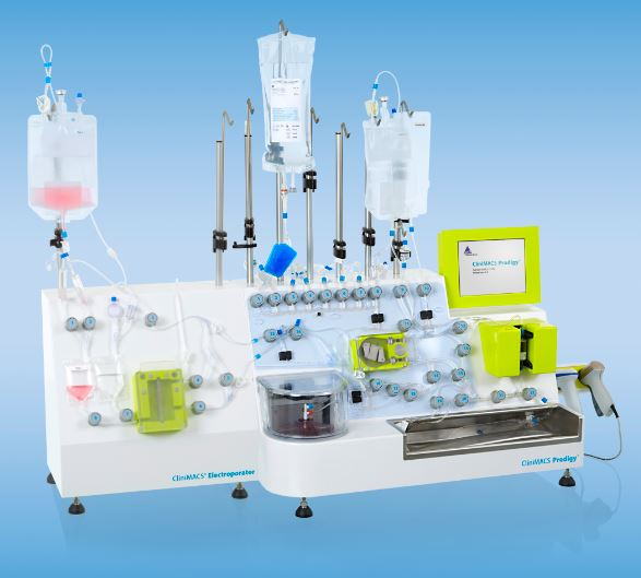 美天旎全自动多功能细胞处理系统CliniMACS Prodigy system