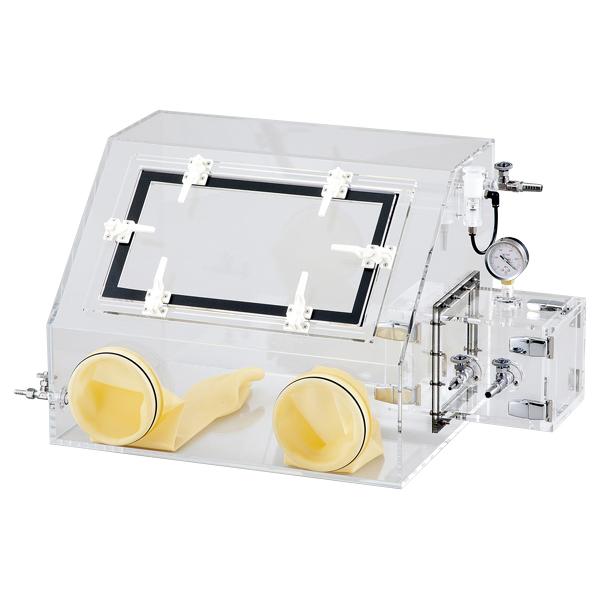 亚速旺ASONE 气体置换型手套箱 ガス置換型アクリルグローブボックス GLOVE BOX