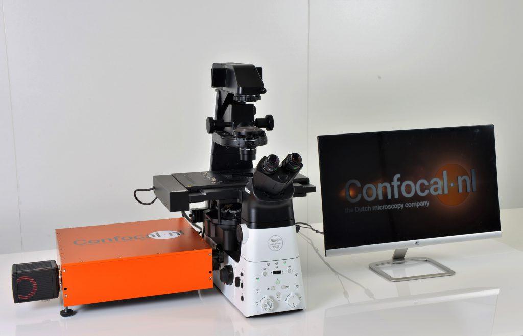 Re-scan Confocal Microscopy (RCM)