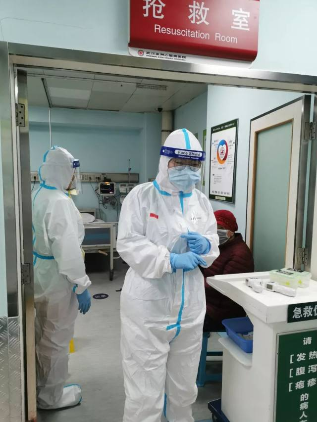 疫情来袭白衣逆行抗击疫情 亚心医护始终在最前线