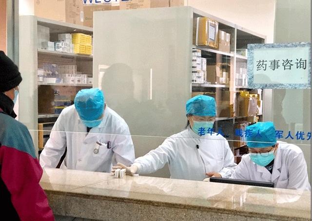 航空总医院社区医务人员奋战一线,筑起健康屏障