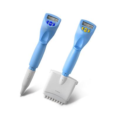 蓝光生技Bluepette单通道/8通道电动移液器