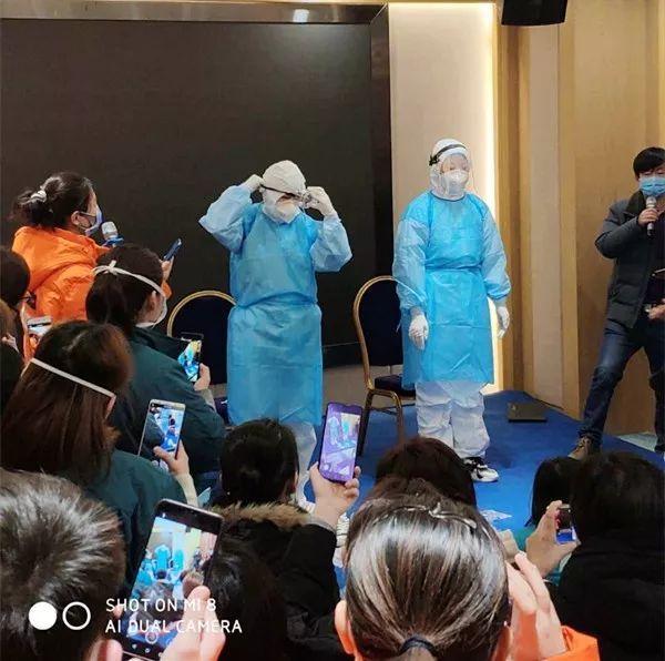 直击一线 | 来自河南省直三院援鄂医疗队的武汉日记
