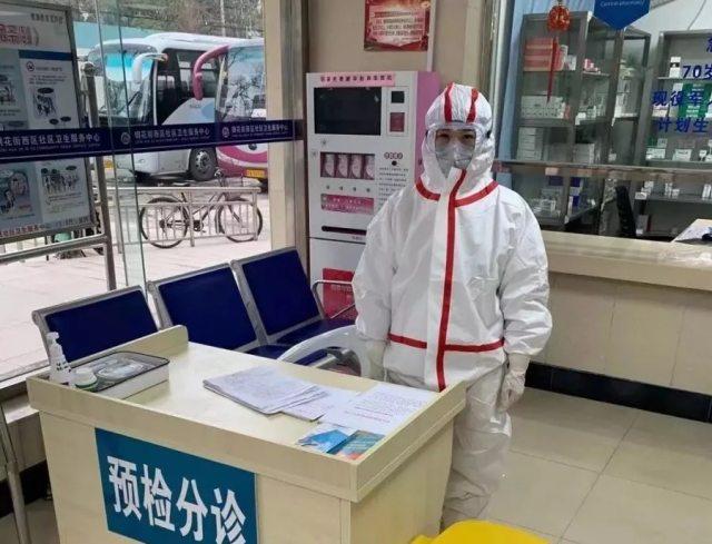 华润武钢总医院:战疫丨他们是超负荷工作的「超人」