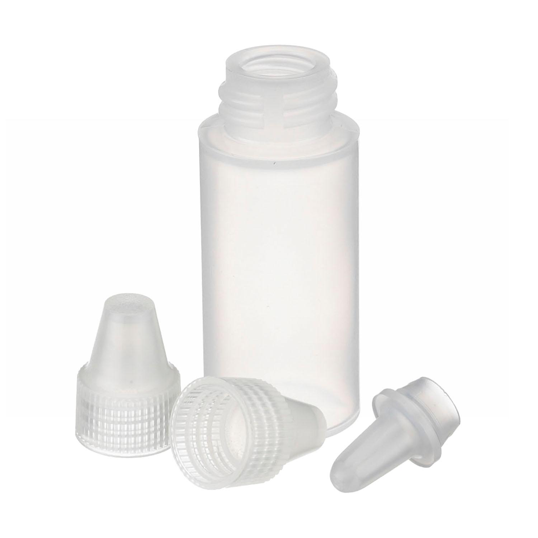 WHEATON 自然色带滴头和盖子的滴瓶
