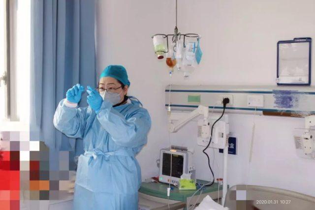 华润武钢总医院呼吸科主任喊话战友:保存实力坚持到底