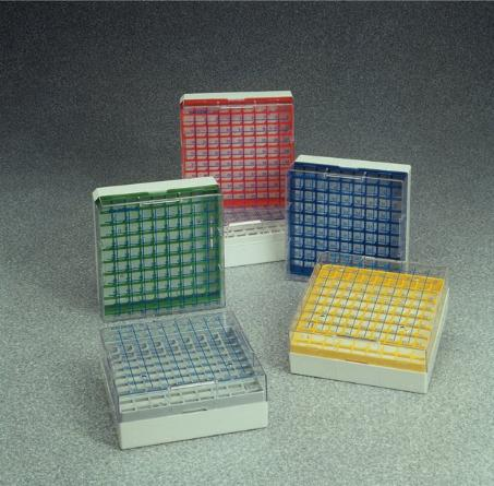 5026-1010 10x10陣列,可容納管瓶尺寸1.2/2.0ml