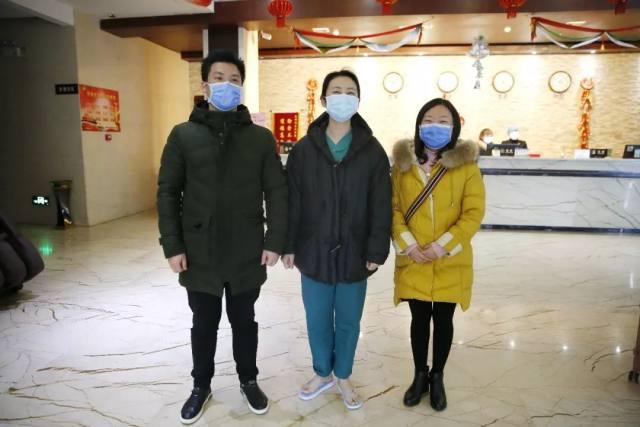 点赞!常德市第四人民医院两名护士再度出征二医院