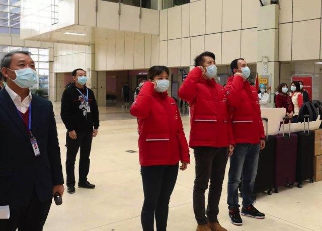 「请战」集结!南方医科大学顺德医院首批驰援湖北医疗队出征!