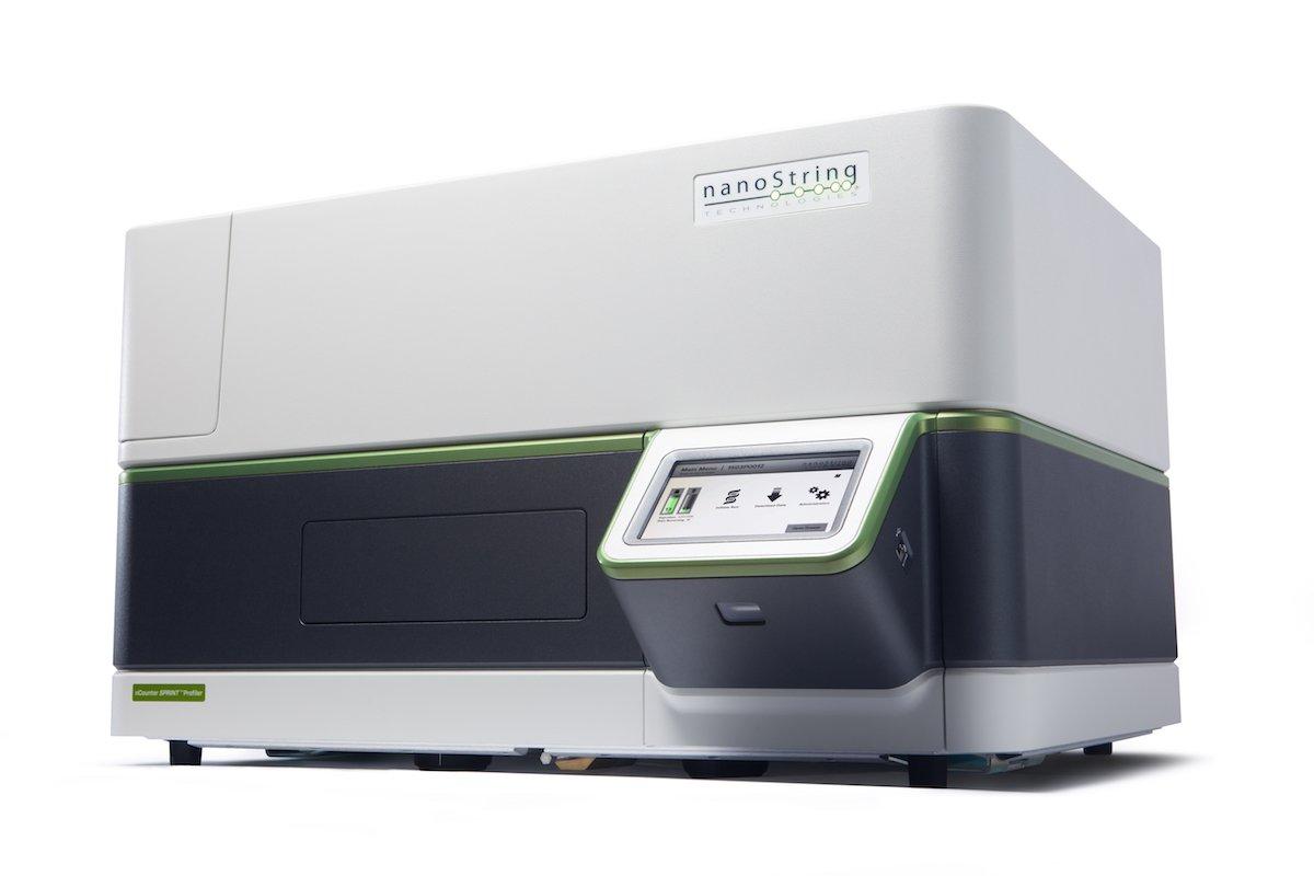 nCounter? 荧光条形码多重基因分析系统