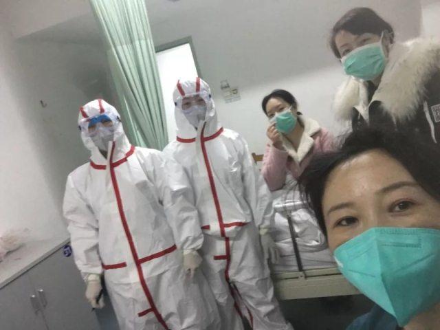 华润武钢总医院:舍小家顾大家,为了更多家庭的美满团圆