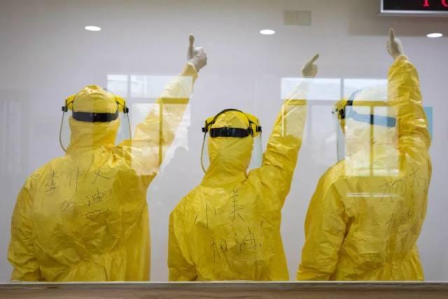 丽水市中心医院战「疫」者   勇往直前,他在抗「疫」第一线