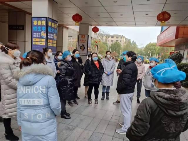 再出征!丨华润武钢总医院第五批方舱医疗支援队出发了