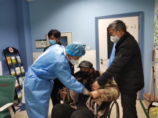 新郑市人民医院:呼吸内科冯剑,有你在,我们放心!