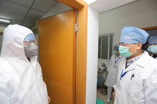 常州市第二人民医院「战疫」故事:在那些最危险的地方