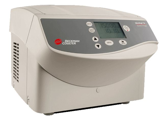 Microfuge 20 高速离心机