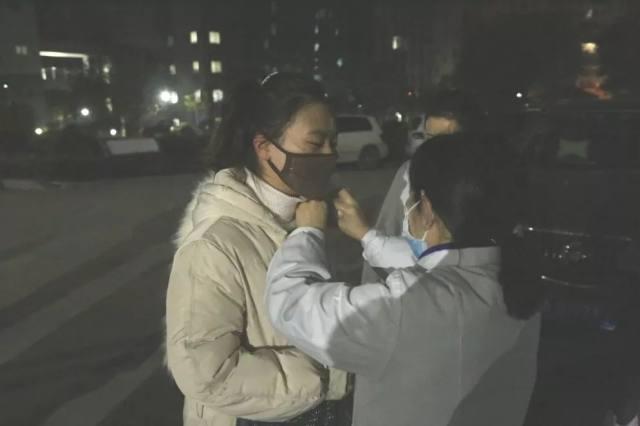 达川区人民医院:加油,等你们凯旋!
