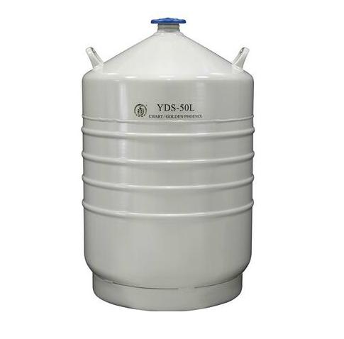 成都金凤液氮型液氮罐YDS-50L