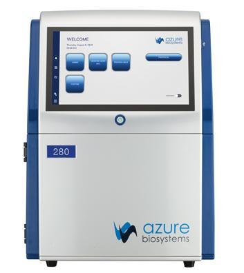 Azure280化学发光成像系统