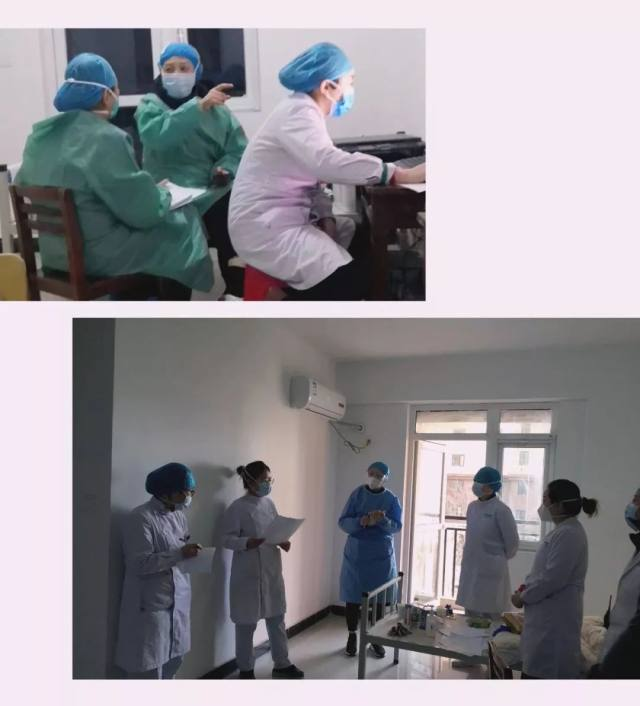 战疫丨五天四夜,华润武钢总医院医疗支援队队员终于能睡觉了