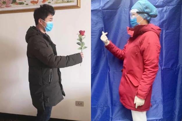 重庆北部宽仁医院:等春来,我们再好好拥抱!