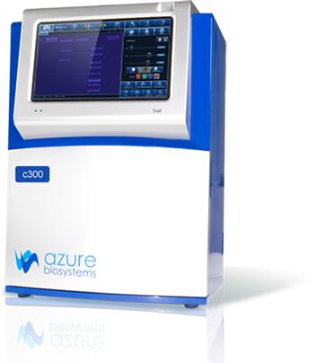Azure Biosystems C300化学发光成像系统