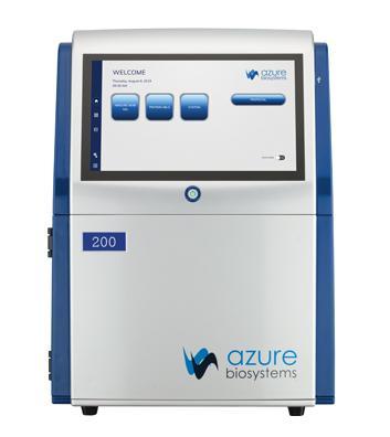 Azure 200 凝胶成像系统