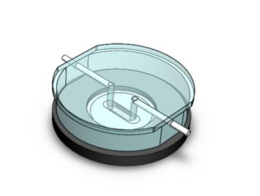 CF?密閉快速灌流型磁吸培養皿