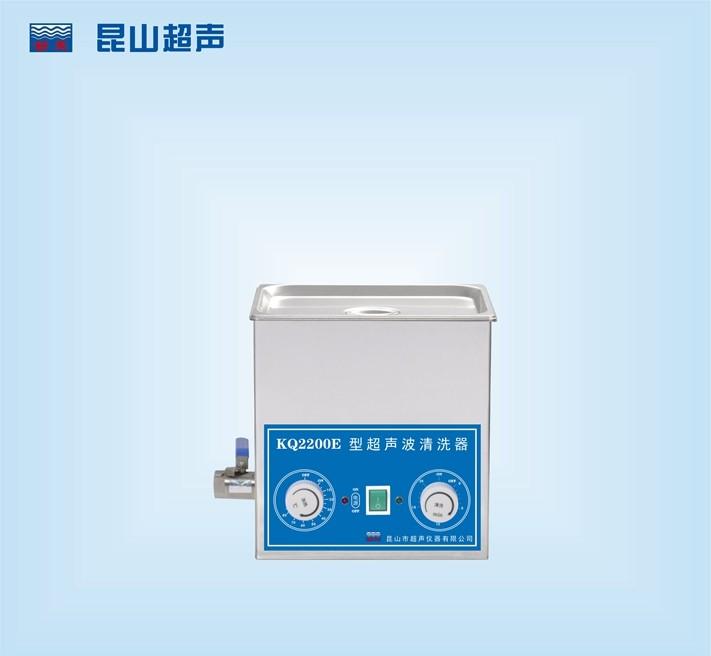 昆山舒美超声波清洗器KQ5200E
