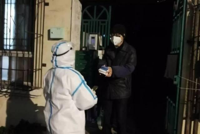华润武钢总医院:风雪抵挡不住抗疫的脚步