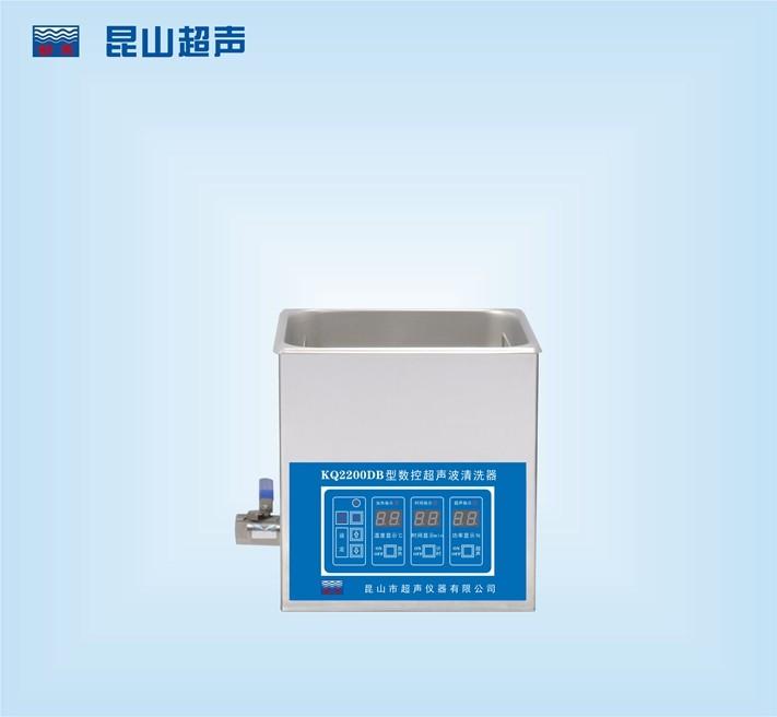 昆山舒美数控超声波清洗器KQ2200DV