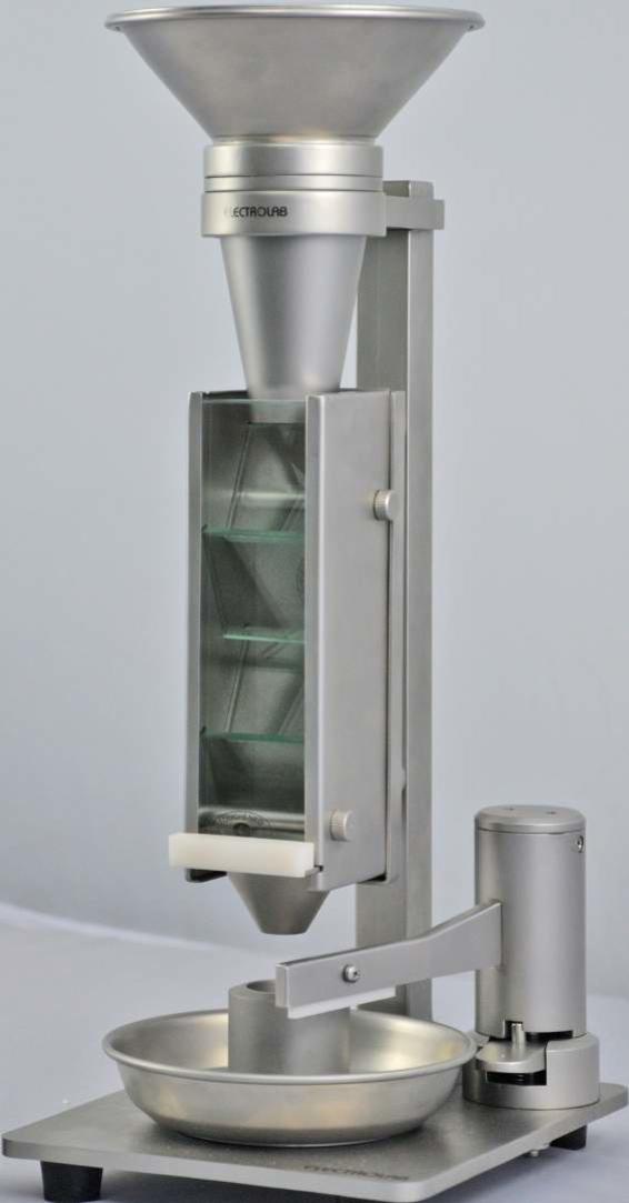 Electrolab EV-02堆密度测试仪