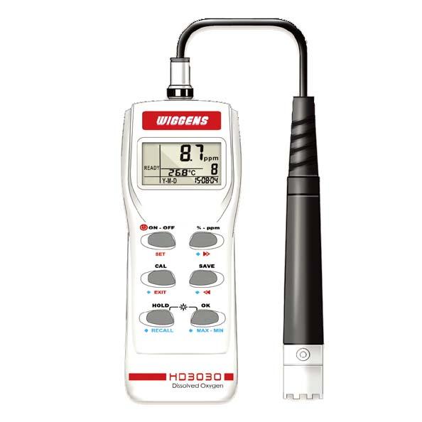 普迈WIGGENS DO80 专业型溶解氧检测仪