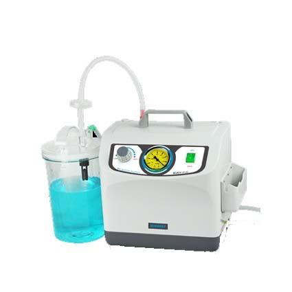 普迈WIGGENS BioVac 240 PLUS 液体抽吸系统