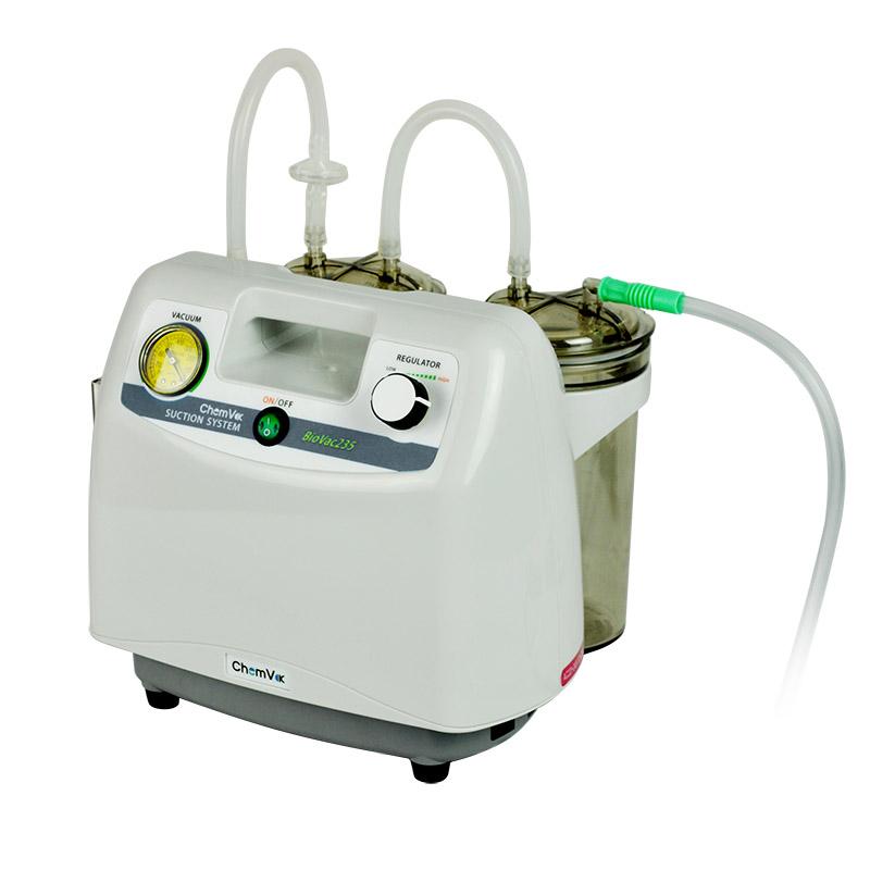 普迈WIGGENS BioVac 235 便携式液体抽吸系统