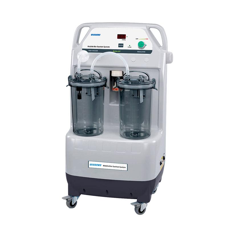 普迈WIGGENS Biovac 650 移动式生化液体抽吸系统