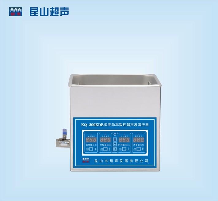 昆山舒美高功率数控超声波清洗器KQ-800KDB