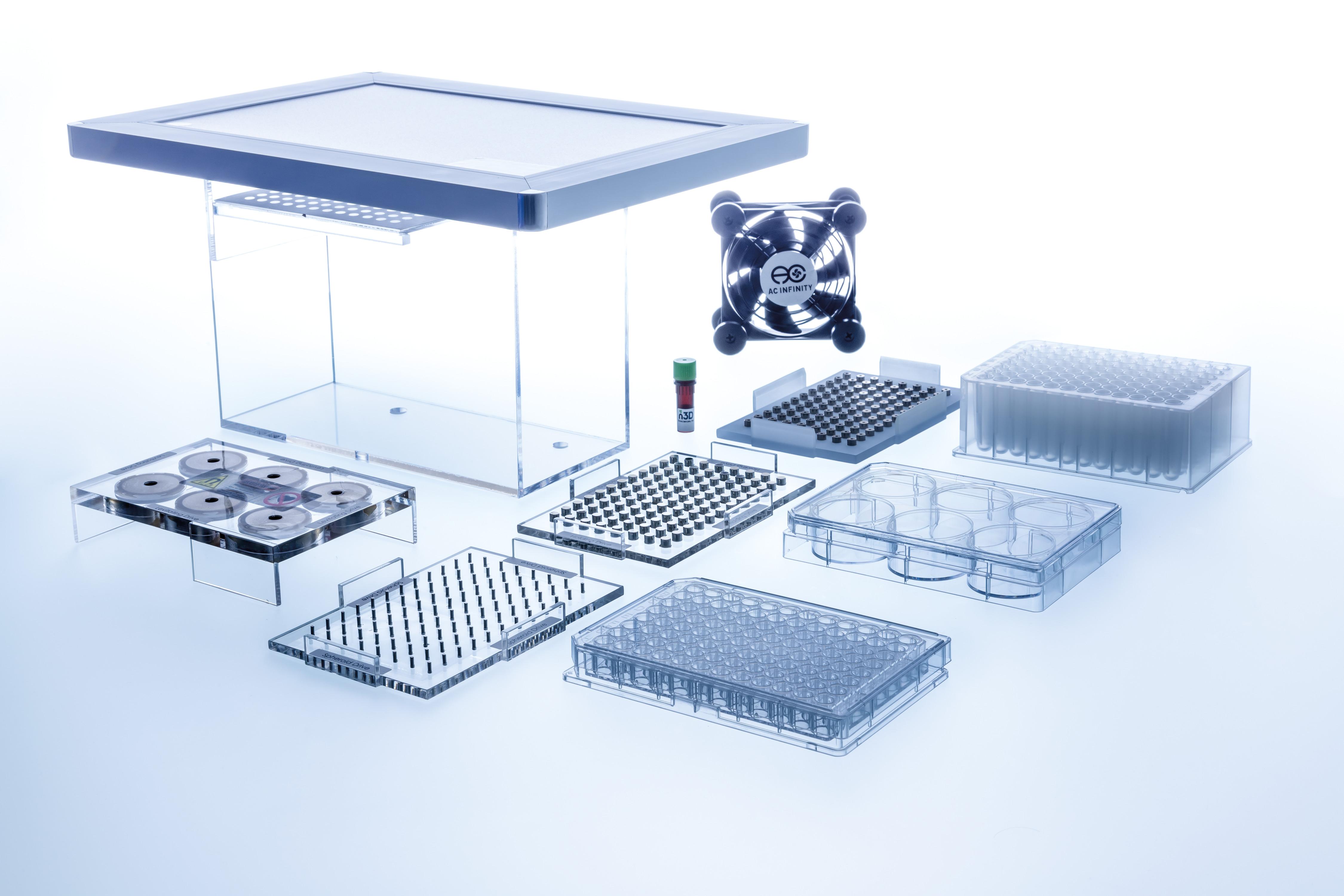 m3D/磁性3D细胞培养产品
